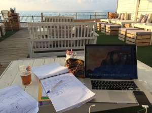 Study place.