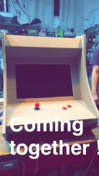 arcade game from scratch